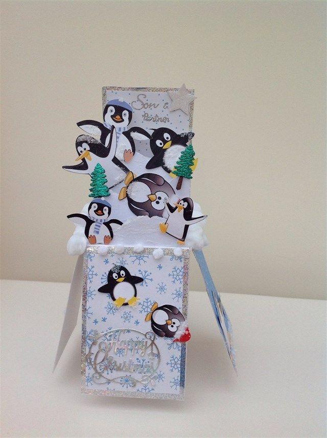 Pop up box card | by hawaiijane,