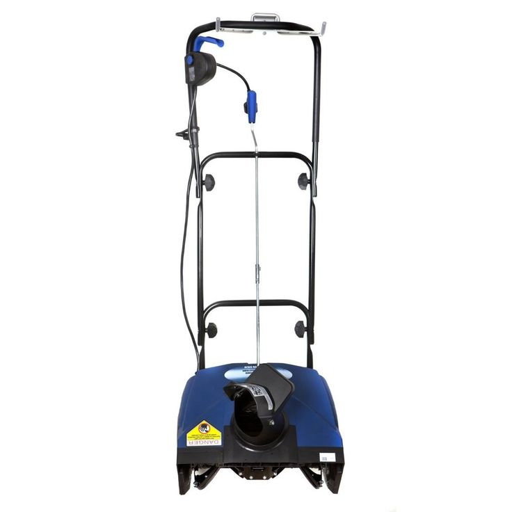 Snow Thrower Blower Electric 18 IN Swipe Driveway Winter Storm Chute Adjustable