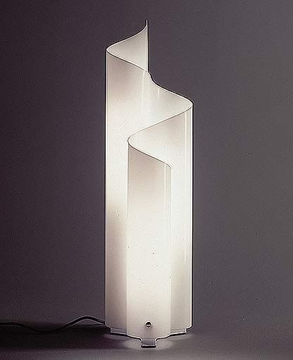 Artemide Mezzachimera table lamp by Vico magistretti #artemide #modernlighting #interiorlighting