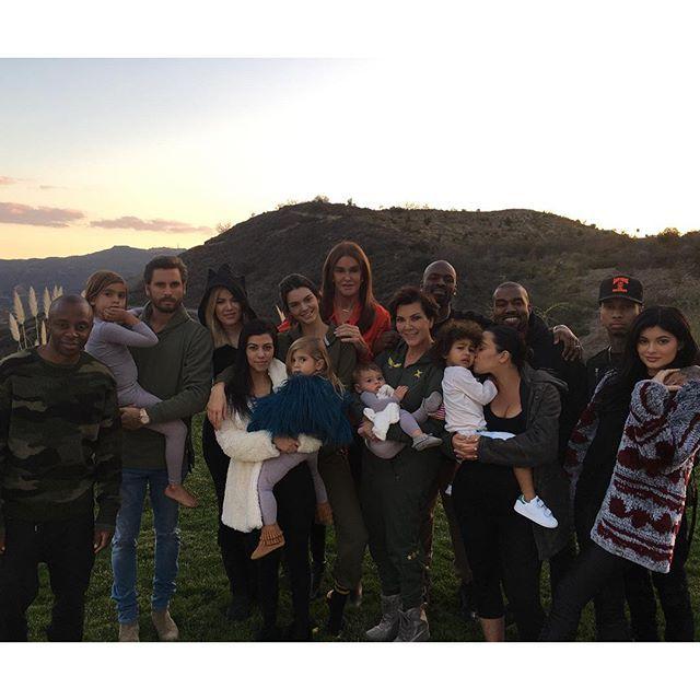 Instagram media kyliejenner - thankful for my blended family