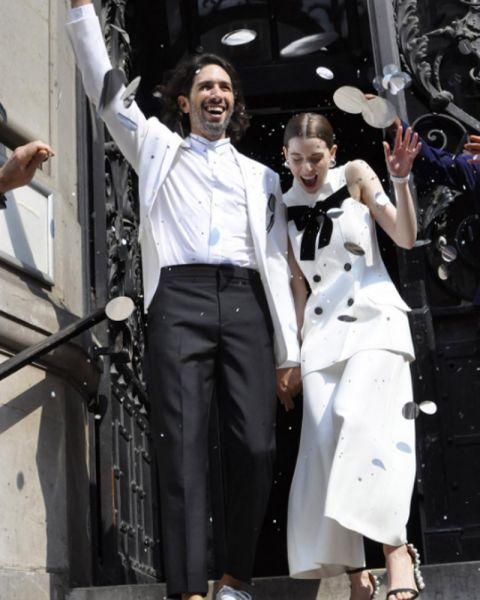 Les mariées de 2016 qui vont vous inspirer pour 2017 : osez la différence ! Image: 16