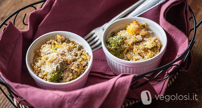 Il riso integrale gratinato è una ricetta sfiziosa e sana grazie agli ingredienti utilizzati ricchi di nutrienti.