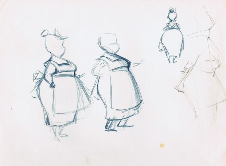 101 Dalmatians Frank Thomas Art Of Walt Disney Animation