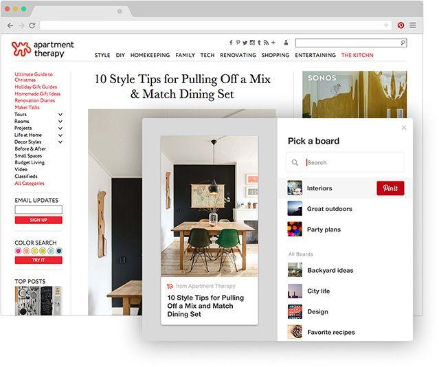 דף אישור לחצן דפדפן | על Pinterest