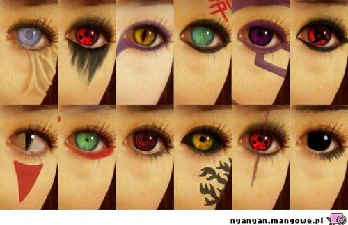 would love contacts like these. Or better yet, eyes like these. :b
