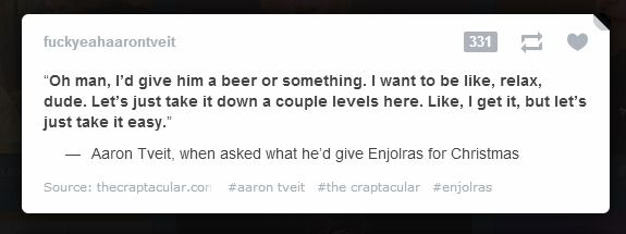 Enjolras drunk is probably the one scene that needs to be in Les Mis. It would be effing 'ilarious