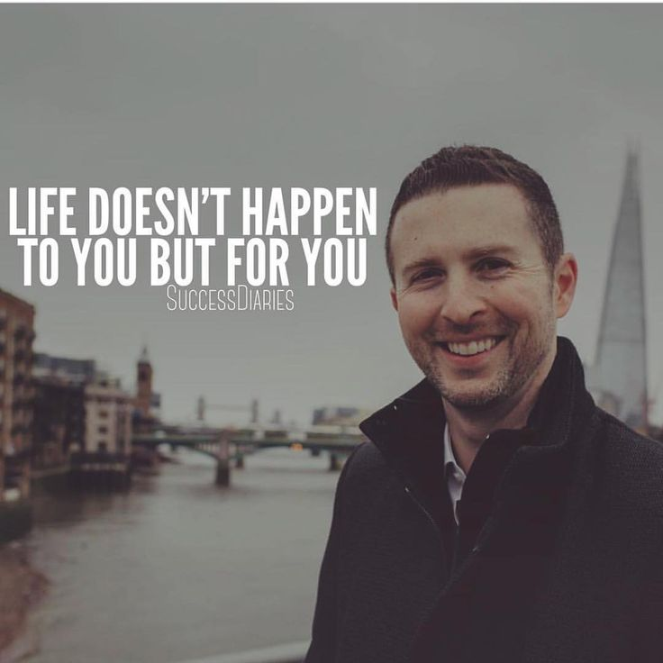 Life doesn't happen to you but for you. @briandevans @successdiaries #inspiration #inspirationalquotes #motivationalquotes