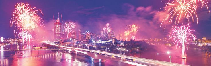 The night sky is our final canvas. Sunsuper Riverfire is Queensland's ultimate fireworks display, wrapping up Brisbane Festival with a bang. And it's all set to music you've helped choose - music that has defined living in Brisbane in 2016.