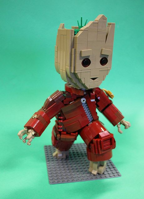 We assume everyone is feeling the love for Guardians Of The Galaxy Volume 2. However, if you're dead inside and remain unconvinced then just take a look at this life-size LEGO rendition of Baby Groot — it'll melt your heart and dance its way into your dreams. Stephen Juby has done an excellent job of …