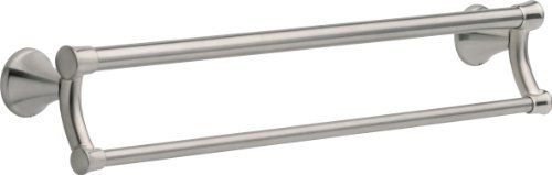 Delta Faucet 41419-SS Transitional Towel Bar/Assist Bar, 24-Inch, Stainless DELTA FAUCET