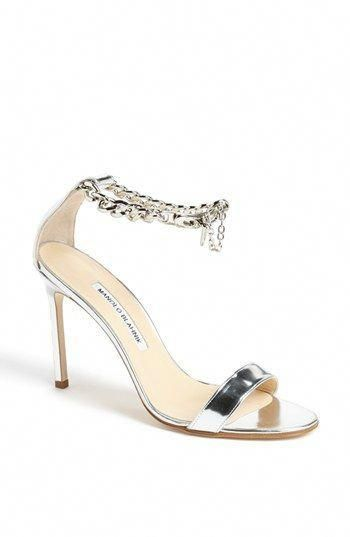e198e7862cce Manolo Blahnik  Chaos Chain  Sandal available at  Nordstrom  ManoloBlahnik