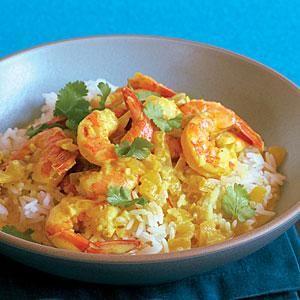 Coconut Shrimp Curry Recipe   MyRecipes.com