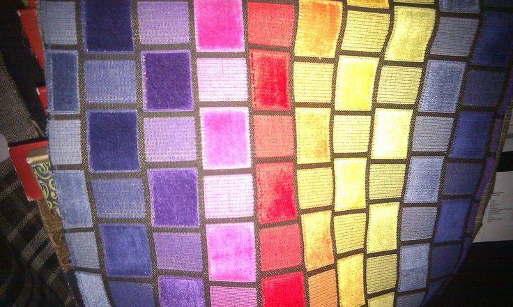 Tkanina Dekora Orfeo - Mozaika