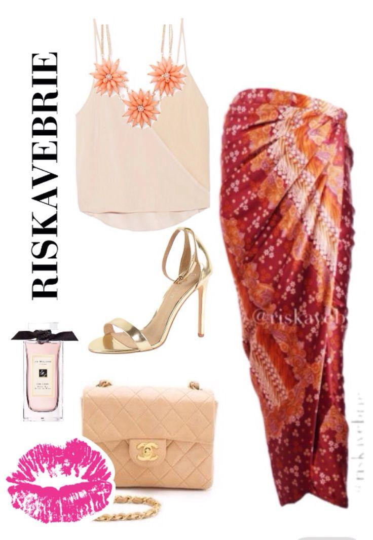 Rok Lilit Batik Series by Riskavebrie