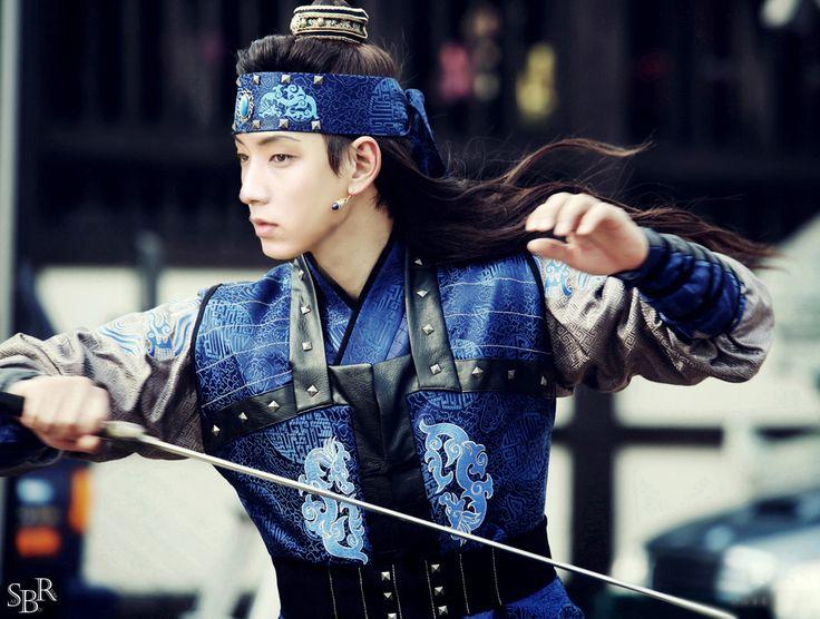 My work --fan art ☺ #이준기 #moonlovers #leejunki #leejoongi #보보경심려 #actor_jg #jg #이준기갤러리 #歩歩驚情麗 #步步惊心丽 #李準基