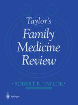 Taylor's Family Medicine Review | A.K. David | Springer