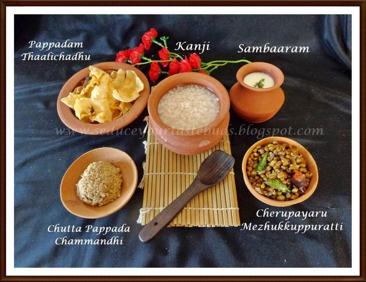 Are you feeling overfed with the dishes from Karnatakathat was served yesterday? If so, here is a simple porridge for breakfast from Kerala. Popularly publicized as ' God's own country', Kerala is the land of Malayalam speaking people who live in the South west region along the Malabar coast.This state was formed on November 1st…