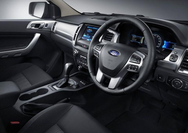 2015 Ford Ranger Interior