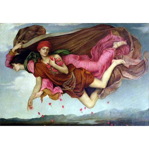 """Art is eternal, but life is short…"" ""I will make up for it now, I have not a moment to lose."" English Pre-Raphaelite painter Evelyn De Morgan, Night and Sleep (1878) #womensart #newdiscovery #EvelynDeMorgan #preraphaeliteart #prerafaelites #preraphaelite #instaart #arthistory #instagood #picoftheday #arte #artepreraffaellita #preraffaeliti #NightandSleep #instapicture #beautiful 🌸 🌿"