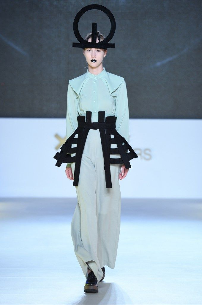 Fotini Lagaki Lgk, presents her collection inspired from sun and geometry – Ovalme