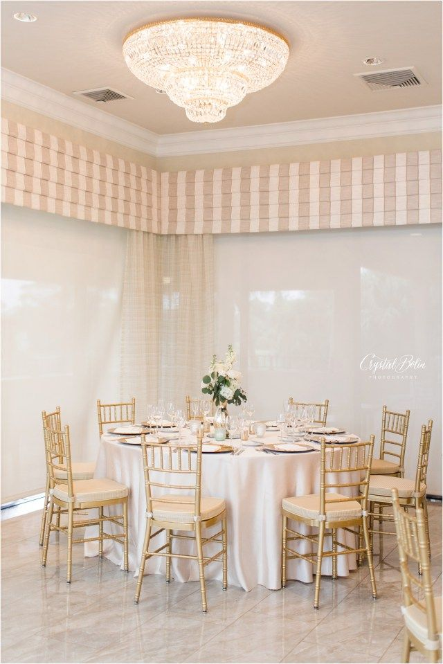 Romantic Spring Wedding At The Breakers West In West Palm Beach