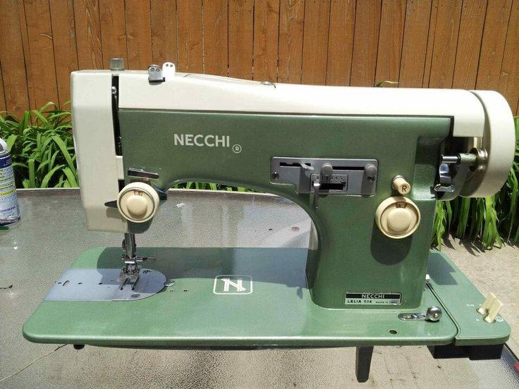 Sewing Machine Repairs Necchi Sewing Machine Repairs Inspiration Old Necchi Sewing Machine