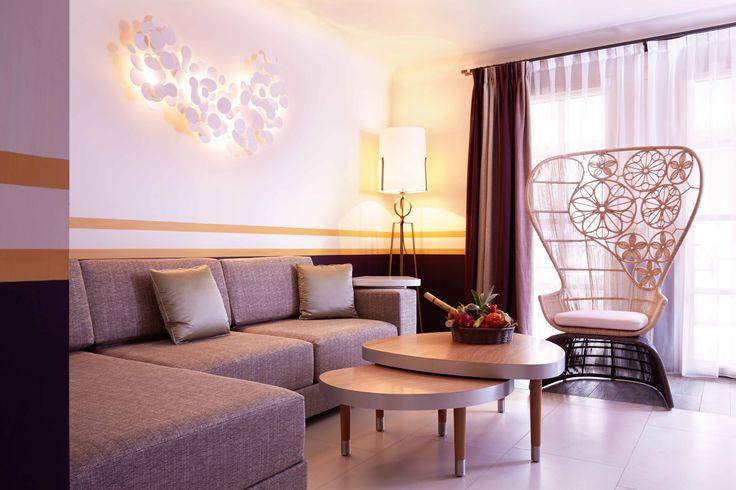 Hotel de Paris - Saint Tropez, designed by Sybille de Margerie http://www.smdesign.fr/