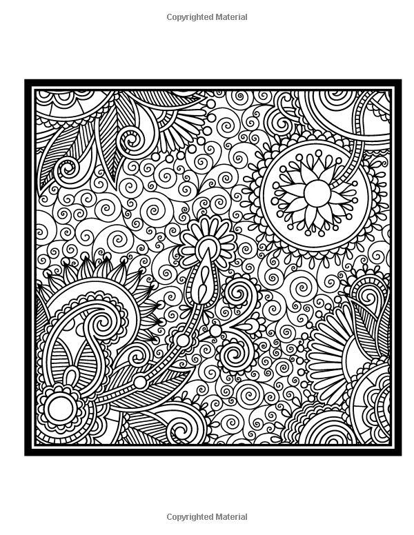 Paisley Pattern Colouring Sheets : 100 best ✐adult colouring~paisley designs ✐ images on pinterest