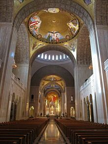 Basilica of the National Shrine of the Immaculate Conception - Mosaics