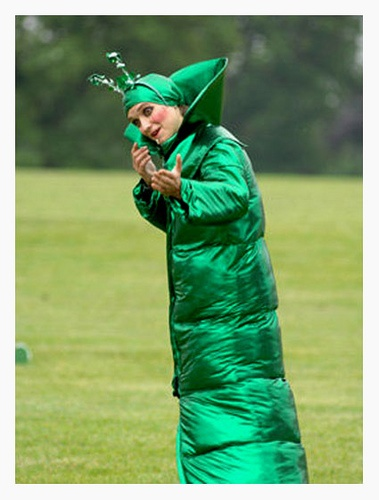 George as the caterpillar by Mig_R, via Flickr