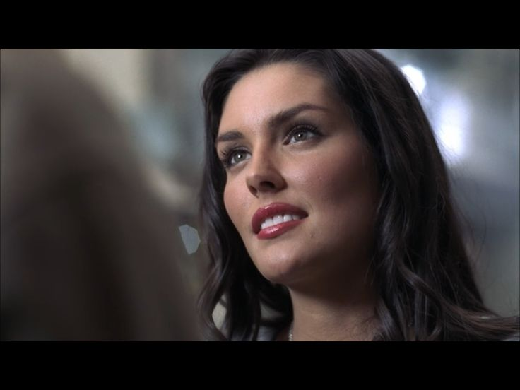 Taylor Cole (supernatural) I love her 'improving on nature' type look, especially her subtle highlights:)