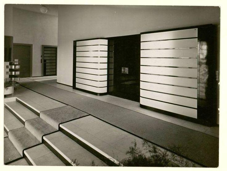 166 best villa cavrois croix mallet stevens images on pinterest crosses architects and mansions. Black Bedroom Furniture Sets. Home Design Ideas