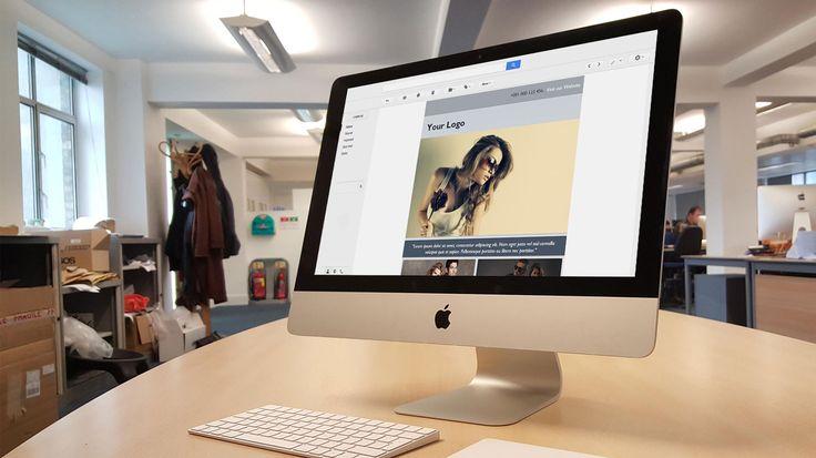 Newsletter Design for Fashion Shop