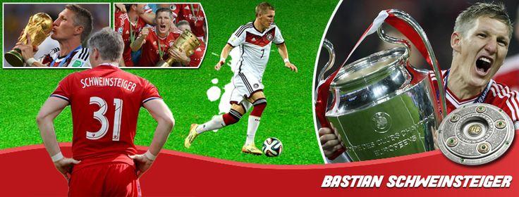 Professional Football Soccer Player Bastian Schweinsteiger Facebook Cover