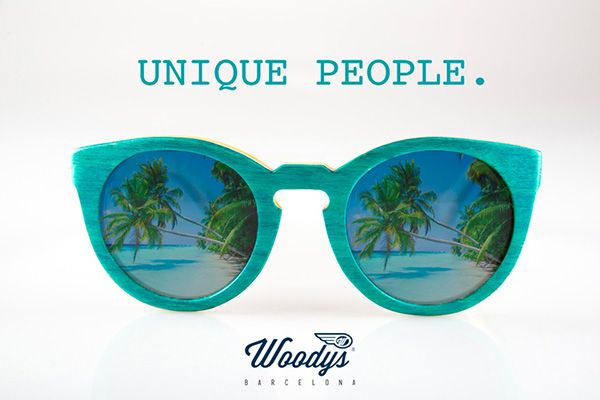 A touch of turquoise: 10 inspirations   Lady Flip by Woodys Barcelona