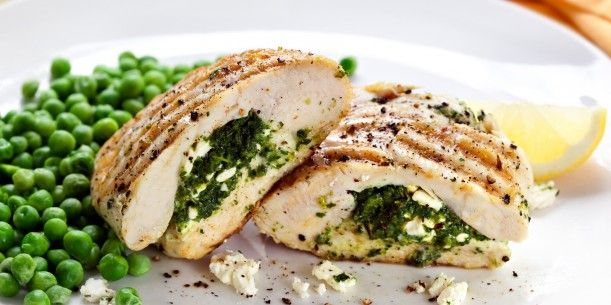 Stuffed Chicken Breasts   Stay At Home Mum
