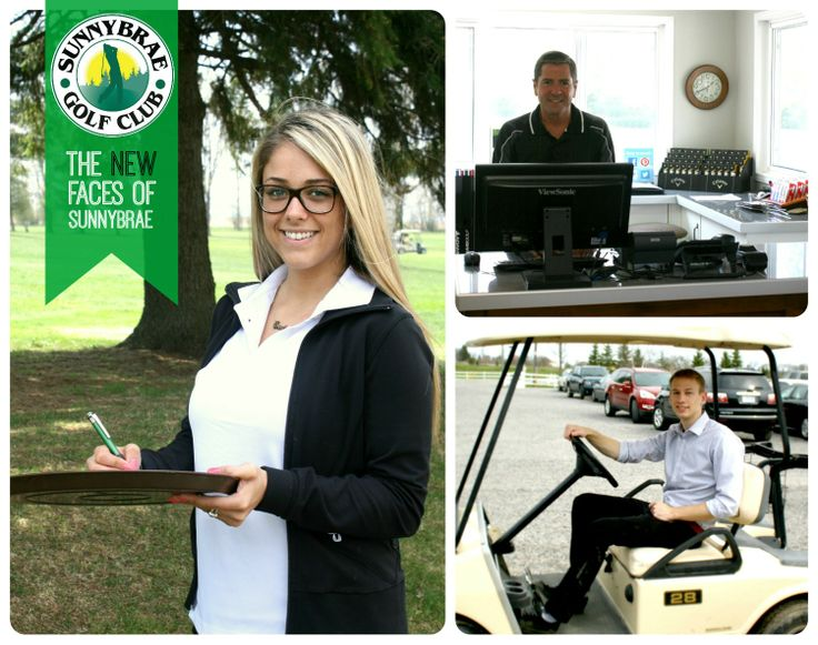 Come visit the NEW faces of Sunnybrae Golf Club! We've been working hard all winter & spring to refresh Sunnybrae just for you! Our friendly new Staff welcomes you. Come see what we mean!  Same great value. FRESH new look!  http://www.sunnybraegolfclub.com