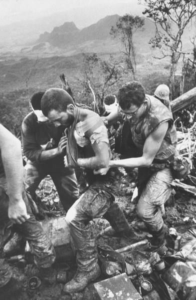 Casualties from the Hill fights South of the DMV, 1967...