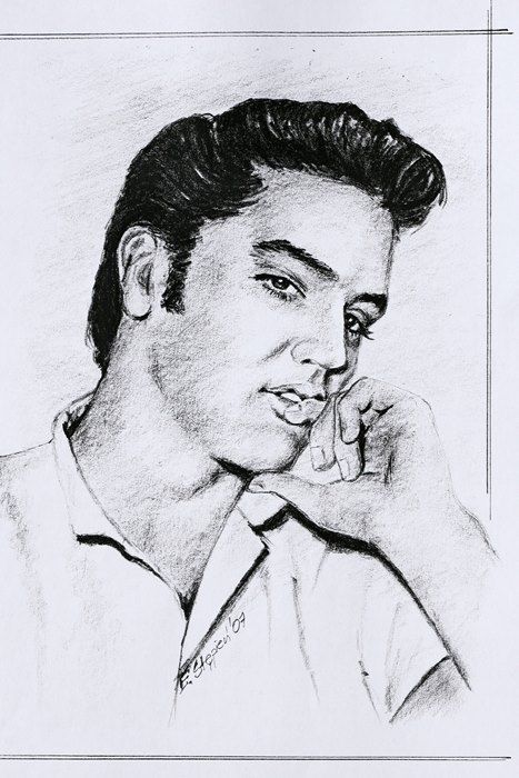 219 Best Elvis Art And Artwork Images Presley Singing Happy Birthday Cards For Facebook