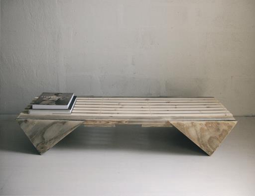 seat bench Thomas by www.muskat18.de