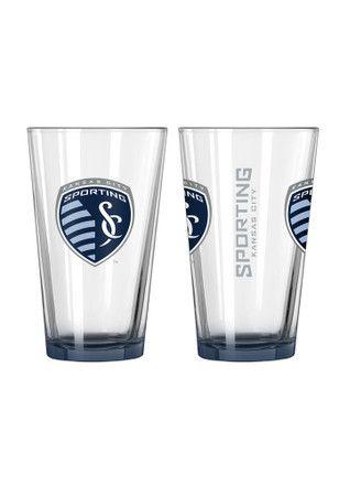 Sporting Kansas City 16oz Elite Pint Glass