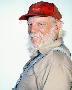 Denver Pyle as Uncle Jesse Duke in The Dukes of Hazzard