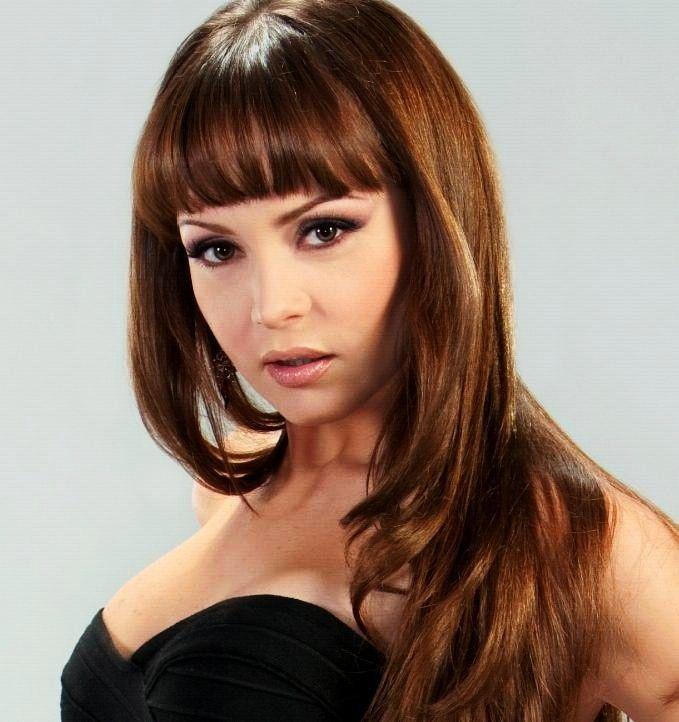 """Gabriela Spanic corta os cabelos como os de sua personagem em """"A ..."""