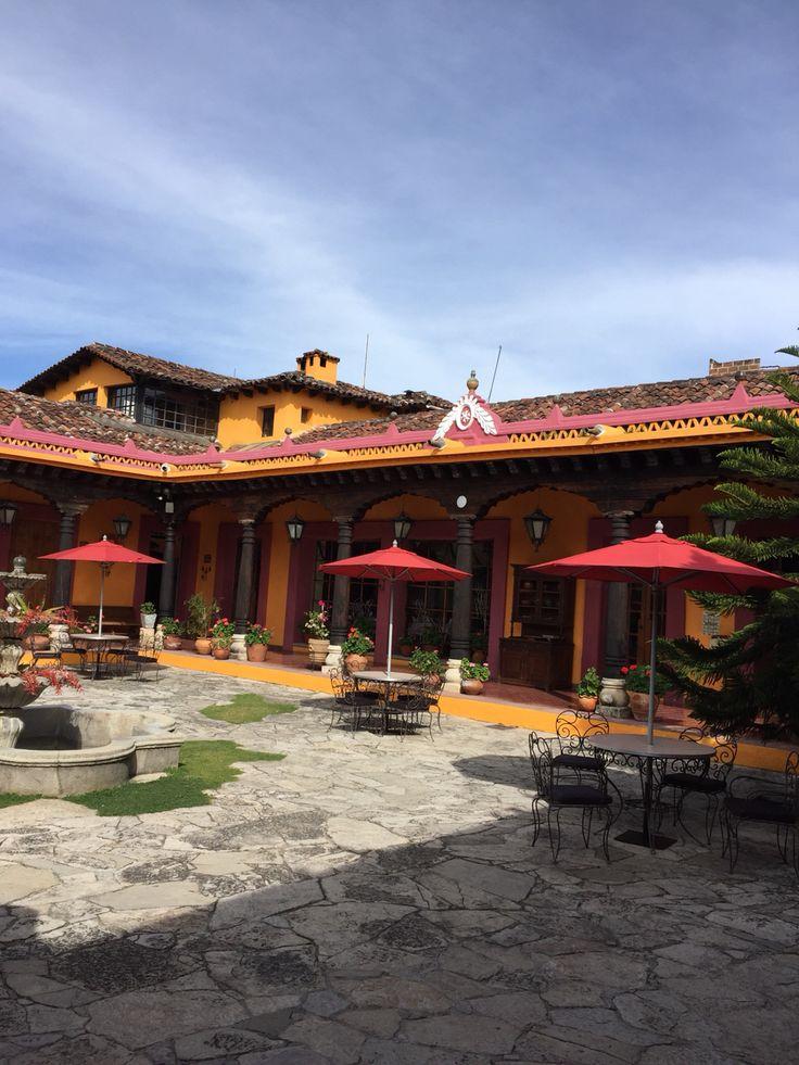Casa Diego Mazariego Chiapas