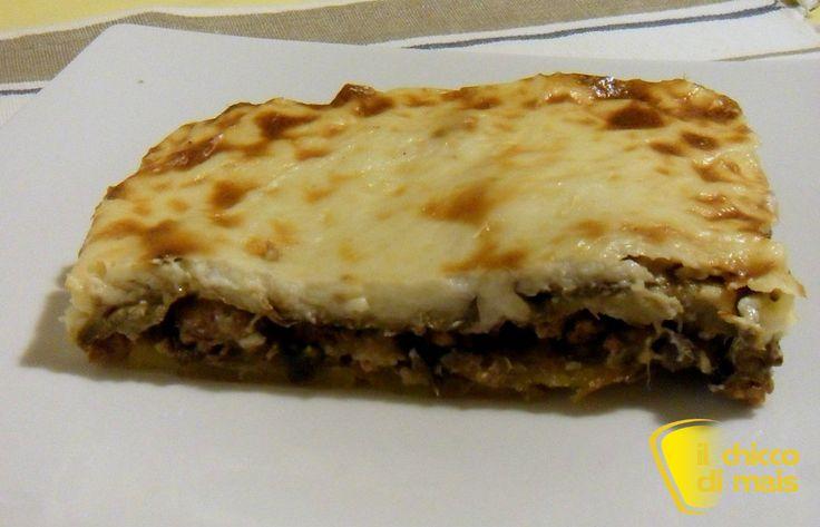 Moussaka (ricetta greca)