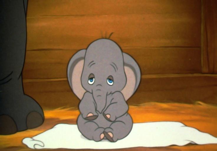 Dumbo est disponible en DVD et Blu-Ray. © Disney  #Dumbo