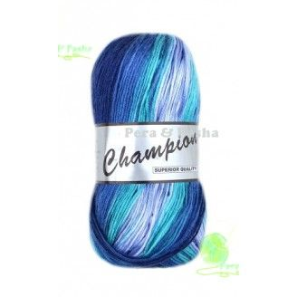 Lammy Champion Batik Aqua