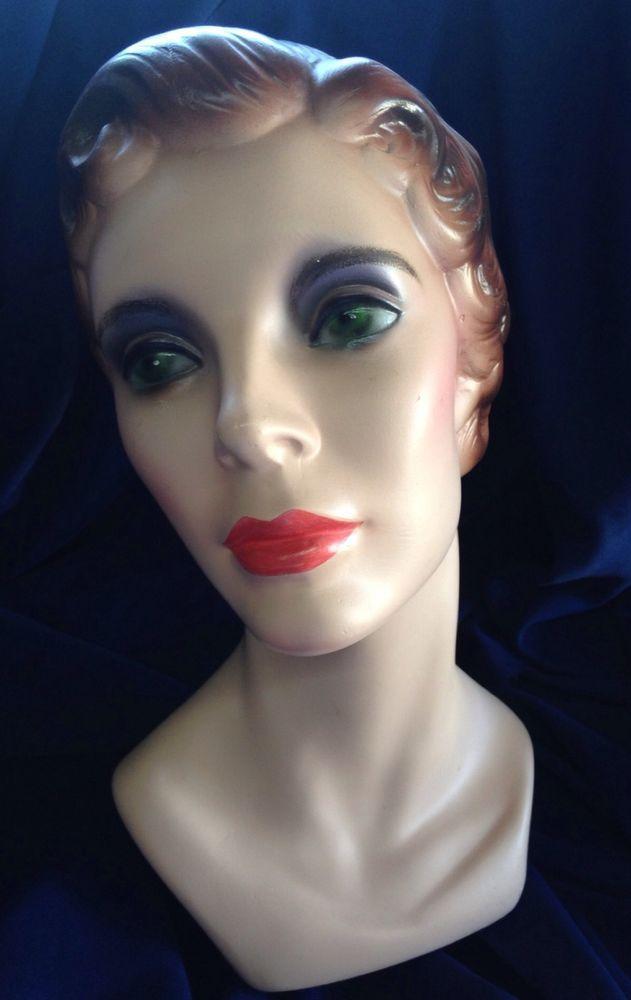 34 best images about mannequin on pinterest vintage wig stand and robert doisneau. Black Bedroom Furniture Sets. Home Design Ideas