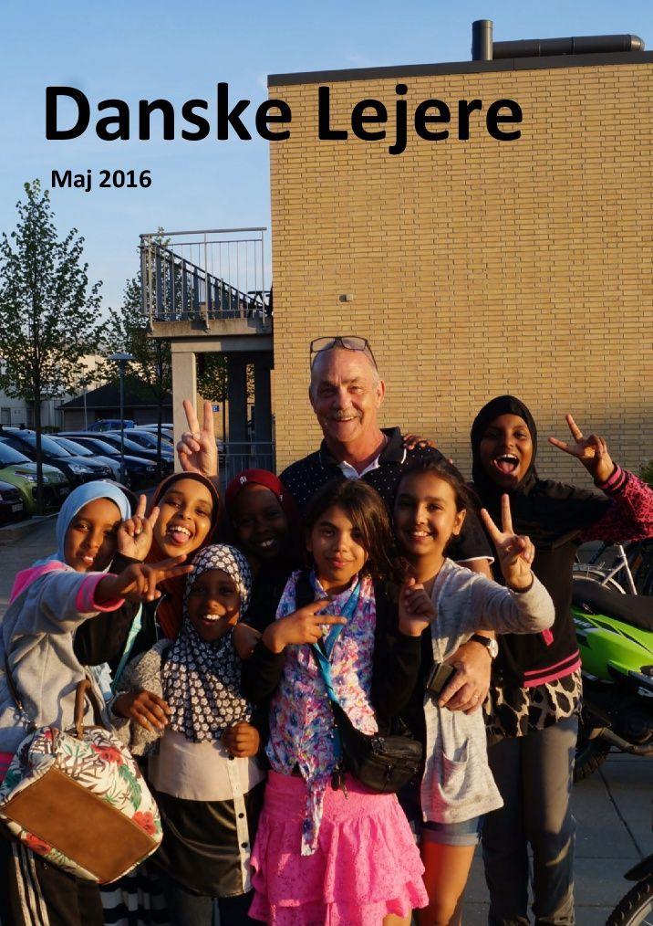 Danske Lejere - blad - maj 2016