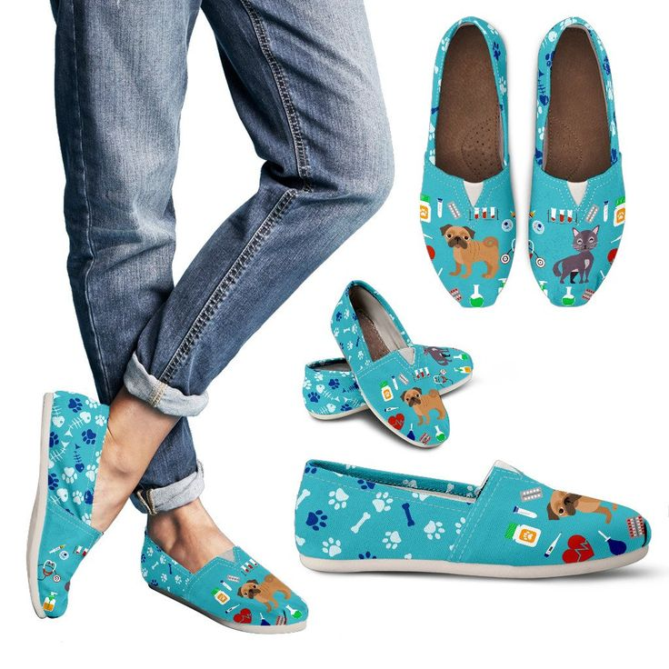 Veterinarian Casual Shoes